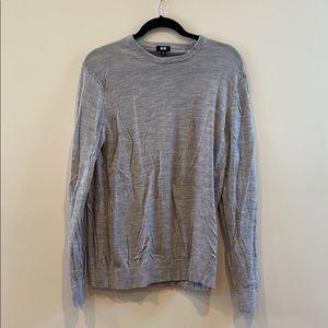 Uniqlo Men's Wool Shirt